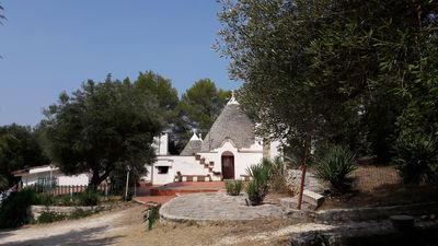 Photo for Trulli in the Great Wood