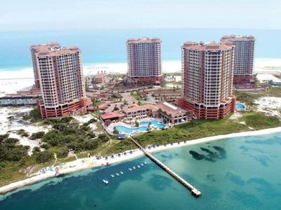 Photo for Stunning Gulf And Beach Views From Tower 2 - 7th Floor