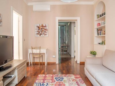 Photo for Charming, new & bright apt in the heart of Milan