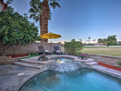 Photo for NEW! La Quinta Home on Golf Course w/ Pool + Spa!