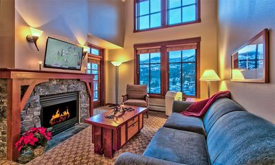 Photo for Village at Squaw Valley - 1 BR, Ski-in Ski-Out, Top Floor, Mountain View