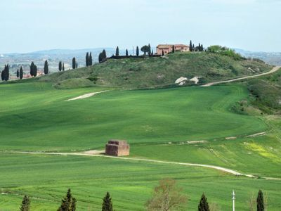 Photo for Vacation home Agriturismo Grappi (PEZ100) in Pienza - 4 persons, 2 bedrooms