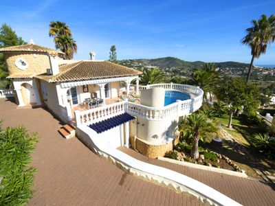 Photo for Vacation home Lara in Calpe/Calp - 4 persons, 2 bedrooms