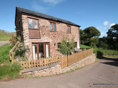 Photo for The Granary, Luxborough - Exmoor National Park - Barn conversion on working farm