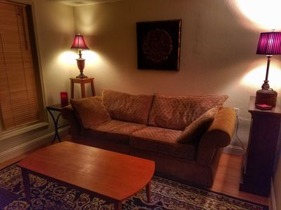 Photo for Over Easy - Cozy Centrally-Located Apartment