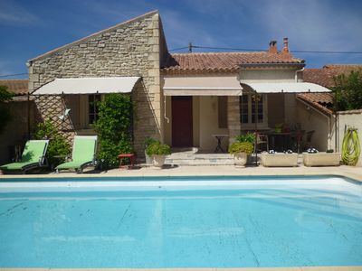 Photo for Charming house in Saint Remy De Provence