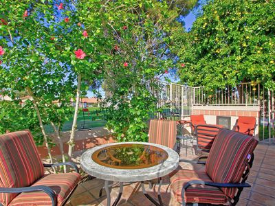 Photo for Spacious Southwest condo :  Short Walk To Coachella / Stagecoach