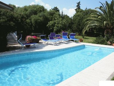 Photo for Holiday apartment in a holiday complex with pool