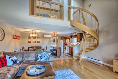 An unforgettable stay awaits at this Bartlett vacation rental condo!