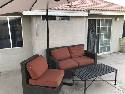 Photo for 1BR Guest House Vacation Rental in Indio, California