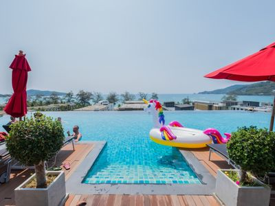 Photo for Tropical Oasis with Pool Access near Patong Beach