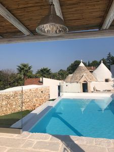 Photo for Trulli Life, 1.5 km from Putignano in a hilly area