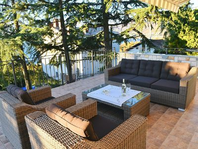 Photo for Apartment Maria S with sea view terrace