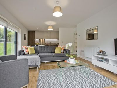 Photo for Great Aberdeen Apartment - Perfect for Business Travel!
