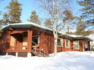 Photo for Nordic Escape - 3 Bedroom Villa In Ruka