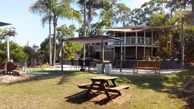 Photo for Relaxed Holidays at Coffs Harbour / Moonee Beach. Privacy, Comfort & very Clean!
