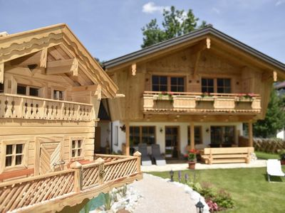 Photo for Holidays in luxury chalets in Wagrain