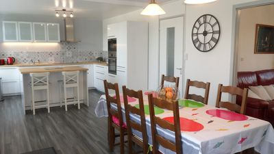 """Photo for Holiday house """"Ty Koffeg"""" 2 to 8 pers """"3 keys"""" 7kms from the beaches, WIFI."""