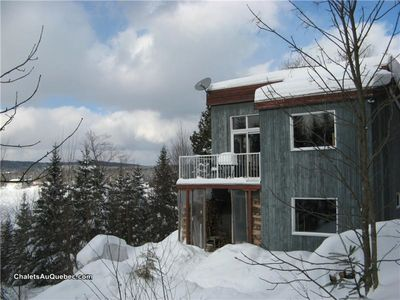 Photo for 2BR Chalet Vacation Rental in Lac-Etchemin, QC