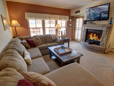 Photo for Jack Pine 8005 Over Looks River Run, King Bed, Hot Tub and fitness center  by Summitcove Lodging