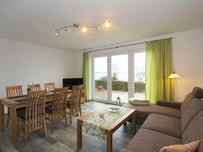 Photo for House Sea noise: 82m², 3-room, 4 persons, terrace, sea view. - F-1037 Holiday house Neuendorf in Putbus