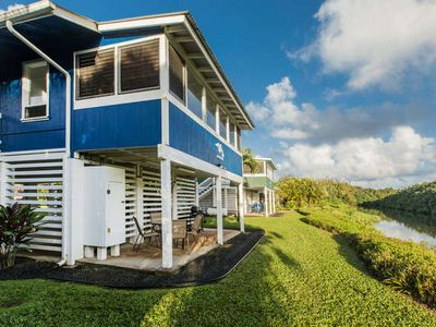 Photo for Live Your Hanalei *RiverFront* Vacation Dream!   TVNC#1022