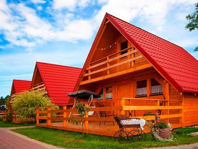Photo for Holiday resort, Gaski  in Um Kolberg - 6 persons, 2 bedrooms
