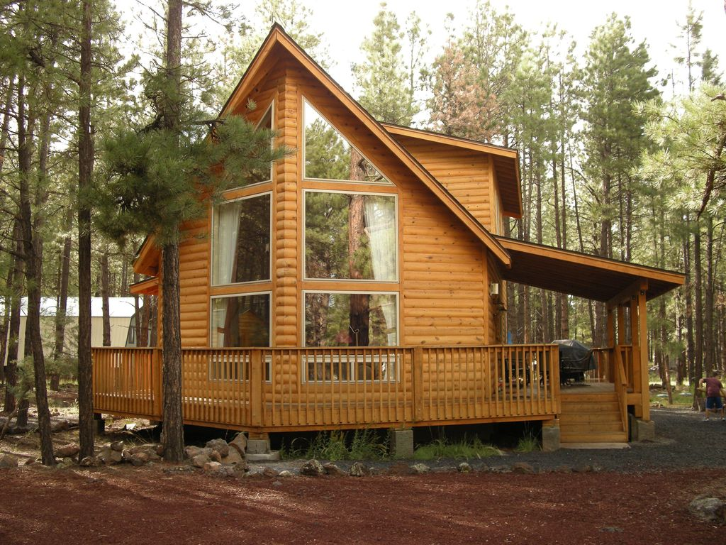 Gorgeous Cabin In The Woods Flagstaff Grand Canyon Area