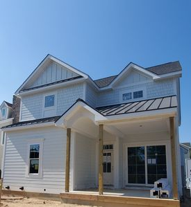 Photo for BRAND NEW Downtown Coastal Home with POOL & HOT TUB - SUMMER WEEKS available!