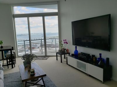 Photo for Penthouse Unit Downtown Miami- Walk to everything