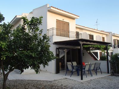 Photo for Lovely family friendly house with just a short walk to the Paphos attractions.