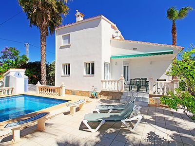 Photo for Vacation home de la mar in Dénia - 4 persons, 2 bedrooms