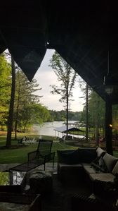 Photo for Lake Martin Family Retreat- NO stairs- beach area, kayaks, paddleboard, lilypad