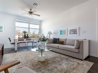 Photo for Sonder | The Millennium | Tranquil 2BR + Balcony