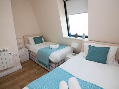 Photo for 2BR Apartment Vacation Rental in Southampton, England