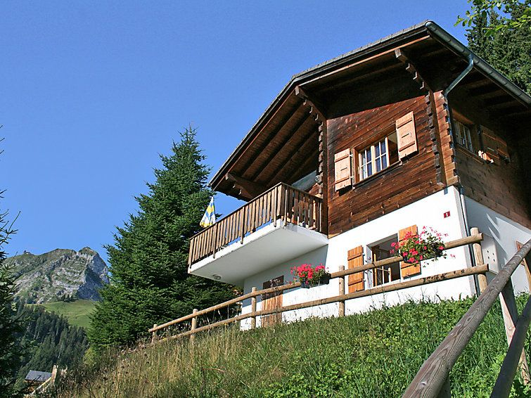 Holiday house 96216, Gruyeres, Fribourg