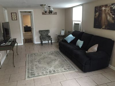 Photo for Comfortable spacious 3 bedroom home very relaxing