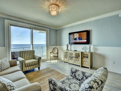 Photo for Ultimate Gulf Front Luxury/3 Br/3 Ba Includes Free Beach Service 2019