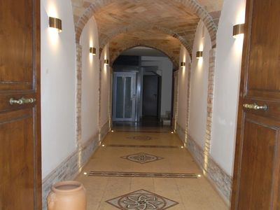 Photo for Apartment in ancient house in the center of Teramo