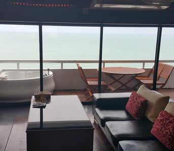 Photo for Tambon Patong Apartment 2 Bedroom Seaview