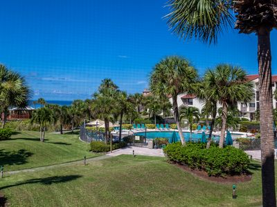 Photo for NEW LISTING! Siesta Dunes - Gulf View w/ Washer & Dryer!
