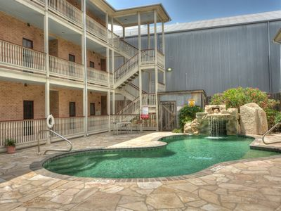 Photo for Beautiful 3 Bedroom in Gruene with Private Balcony.