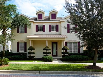 Photo for 5/3.5, Private Pool/Spa, Near Disney, FREE Waterpark Access