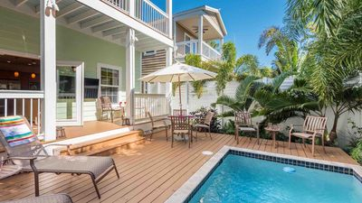 Photo for **CAYO CALYPSO @ HIGGS BEACH** Modern Home / Pool + LAST KEY SERVICES...