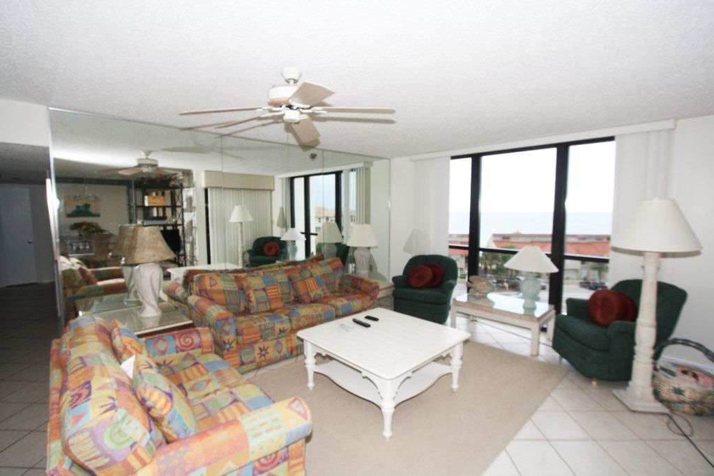 Enclave  603A Gulf View!   3-Bedrooms;  FREE Golf!