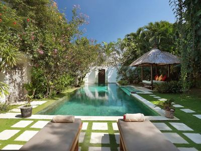 Photo for Romantic 1 BR Royal Private Pool Villa, Seminyak