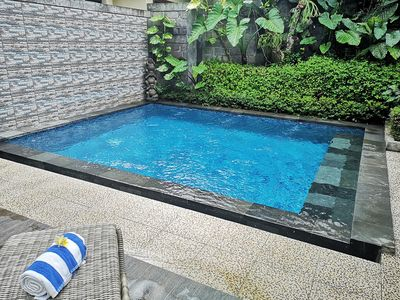 Photo for Villa Shanti, 1-bedroom private pool