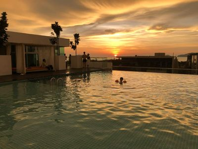 Photo for 2Rm Suite near IMAGO w Infinity Pool FreePickup i