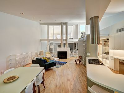 Photo for Modern Loft-Style Home w/ Rooftop Deck In The Museum District