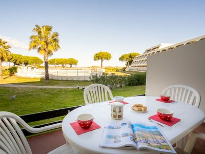 Photo for Apartment Escale Plage in Port Camargue - 4 persons, 1 bedrooms